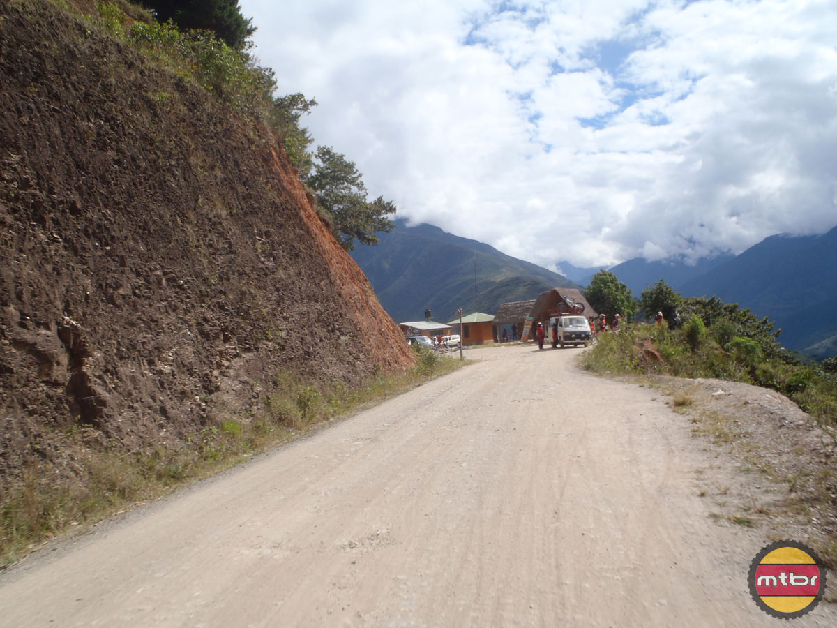 Bolivia's Death Road