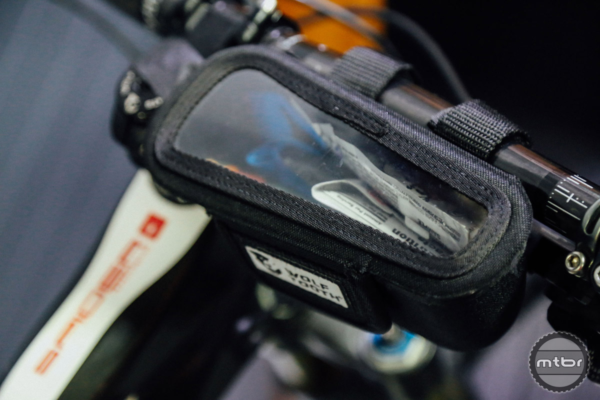 Handlebar bags are almost as dorky as fanny packs, but you can't deny their convenient.
