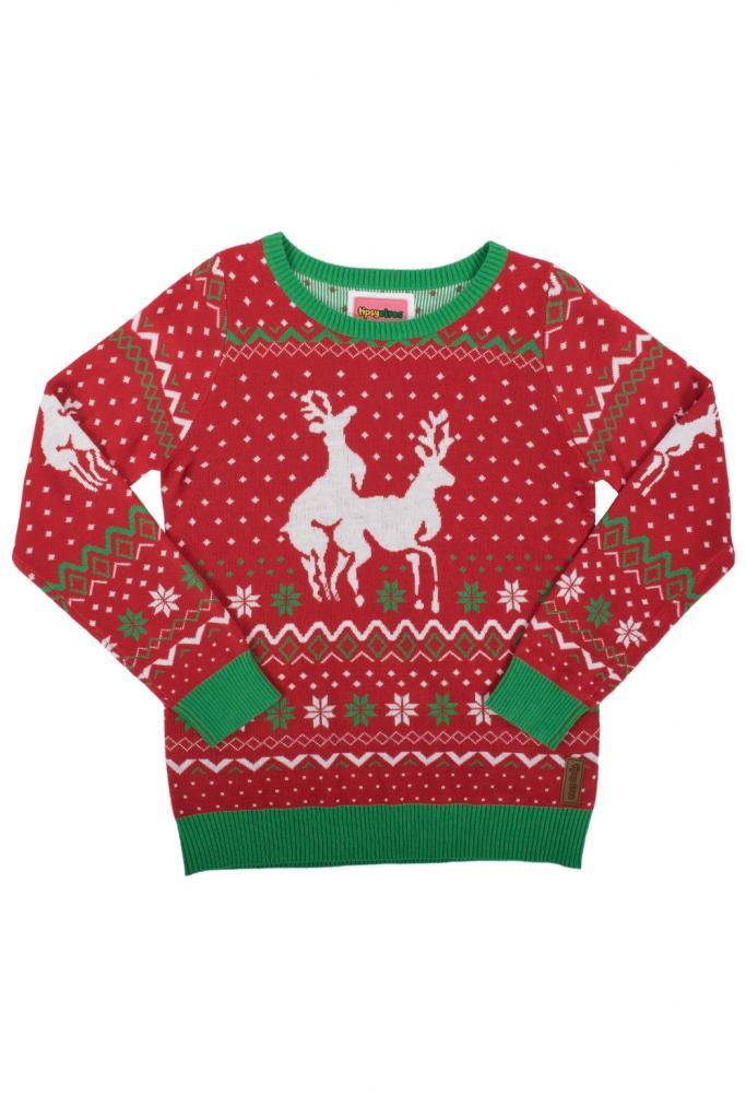 Ho Ho Ho!-women_s_red_humping_reindeer_christmas_sweater_-_flat.jpg