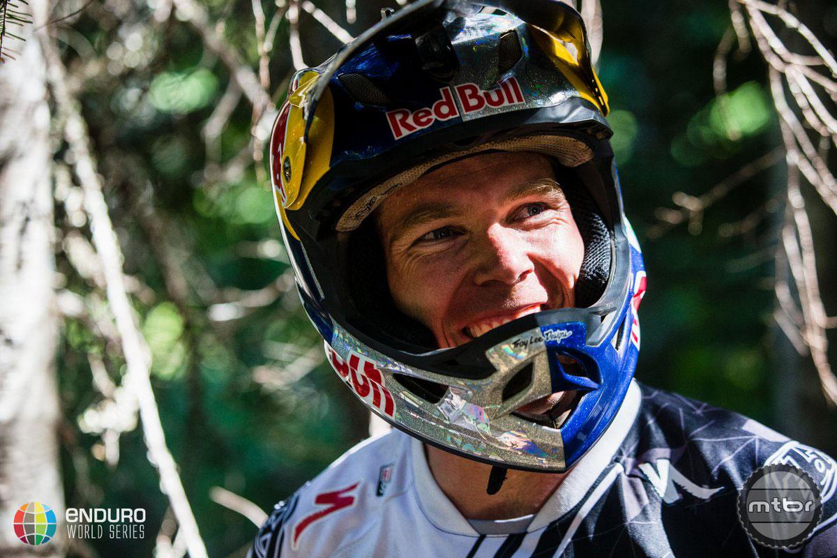 Third place winner Curtis Keene