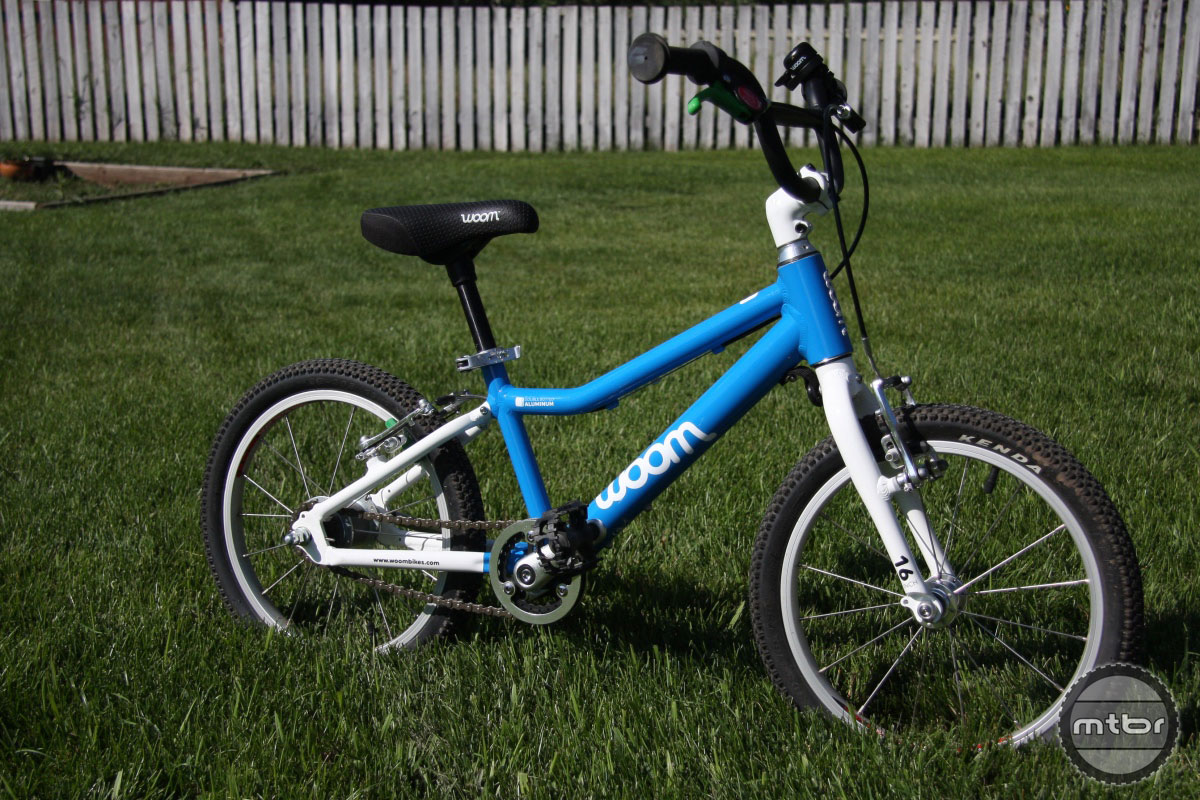 Woom 3 Kid's Bike Review