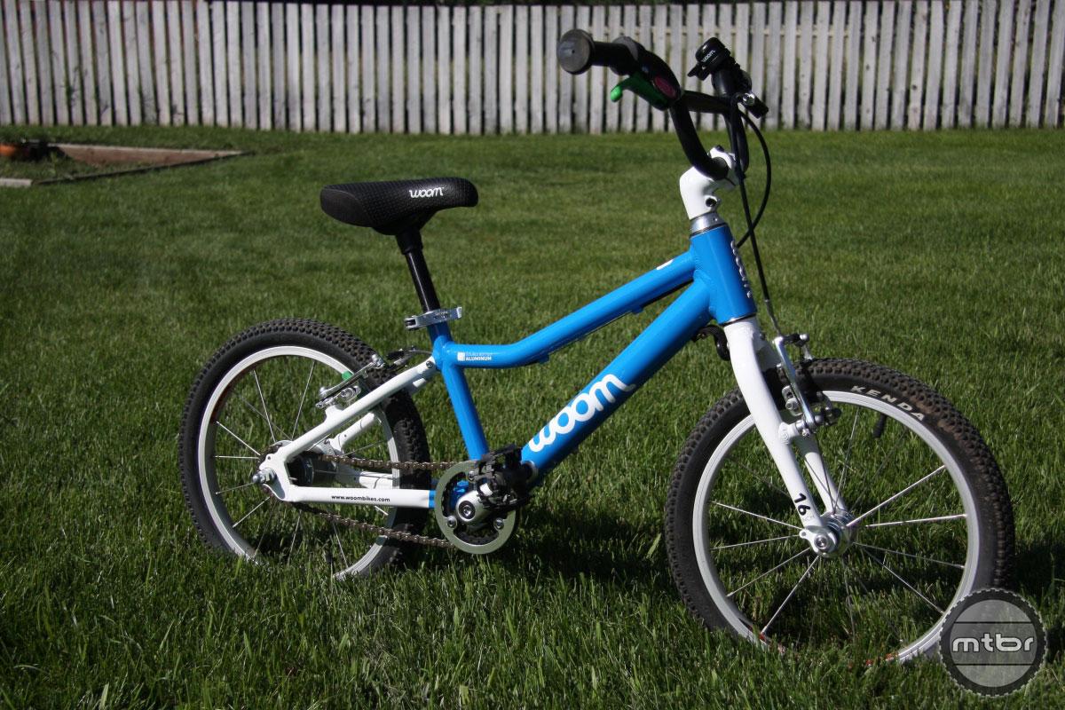 Woom 3 Kid's Bike Review