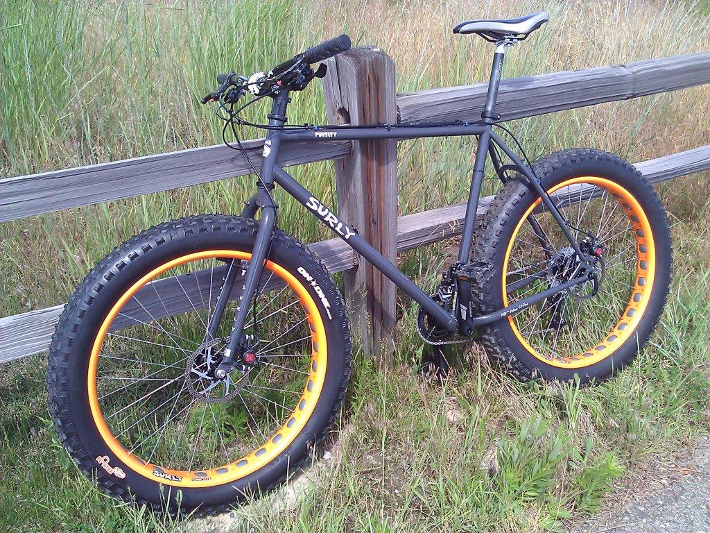 Pugsley As Only Bike Mtbr Com