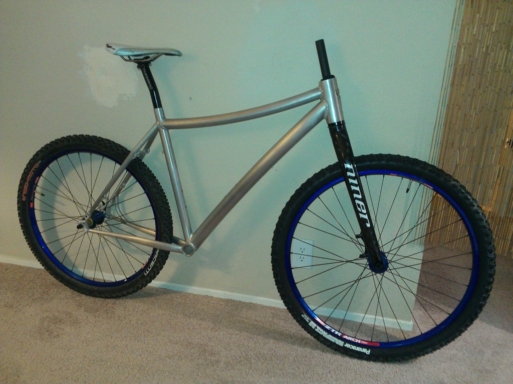 """b9er"" 29/27.5 mixed wheel format frame getting closer to complete build!-wp_000695.jpg"