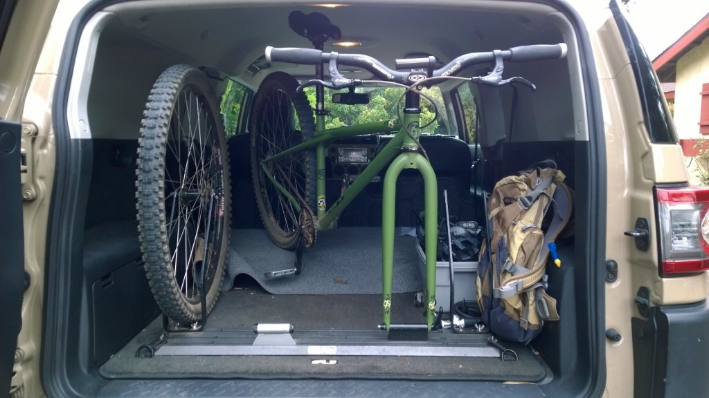 "Does your mountain bike fit/travel ""in"" your car?-wp_20140505_005.jpg"