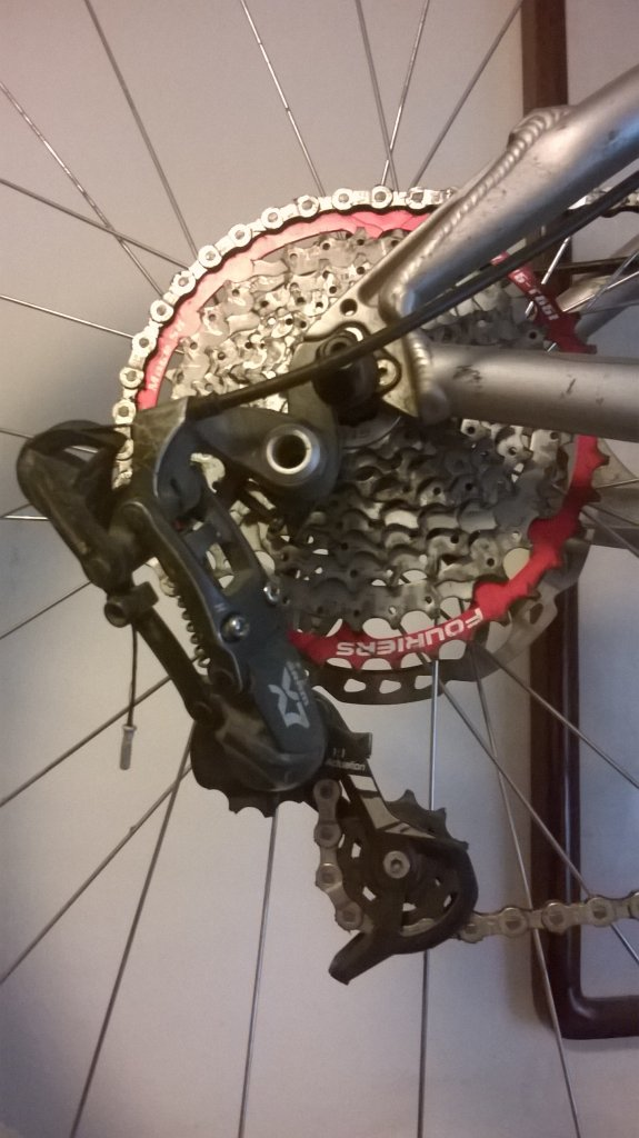 Sram PG950 9 Speed Road And MTB Cassette Shimano Compatible 11-26 T