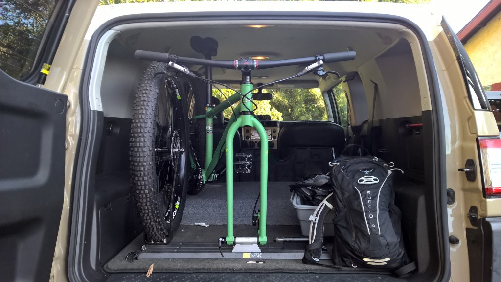 Best Cars To Put Bikes Inside