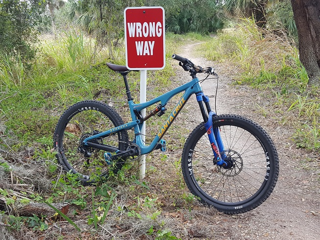 Bike + trail marker pics-wrong-way-bike-resize.jpg