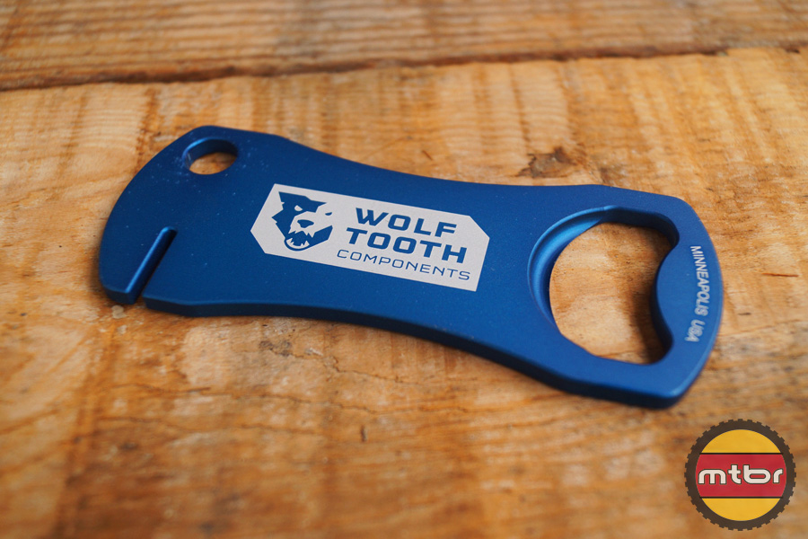 Wolf Tooth Opener