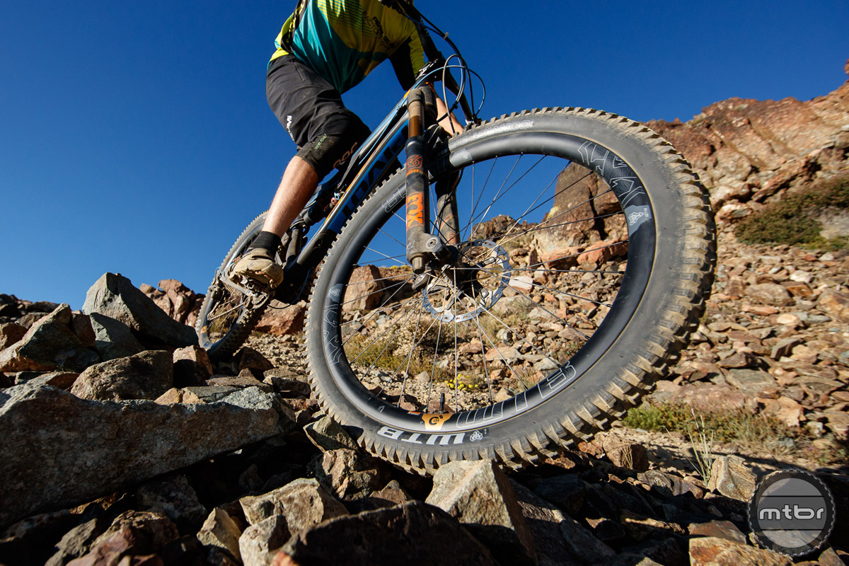 The Ci31 is WTB's answer to all mountain and enduro riding.