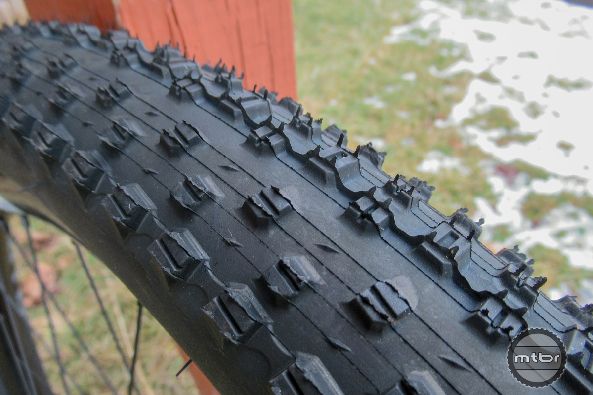Even if bikes are made in North America, they still roll on rubber produced in Asia.