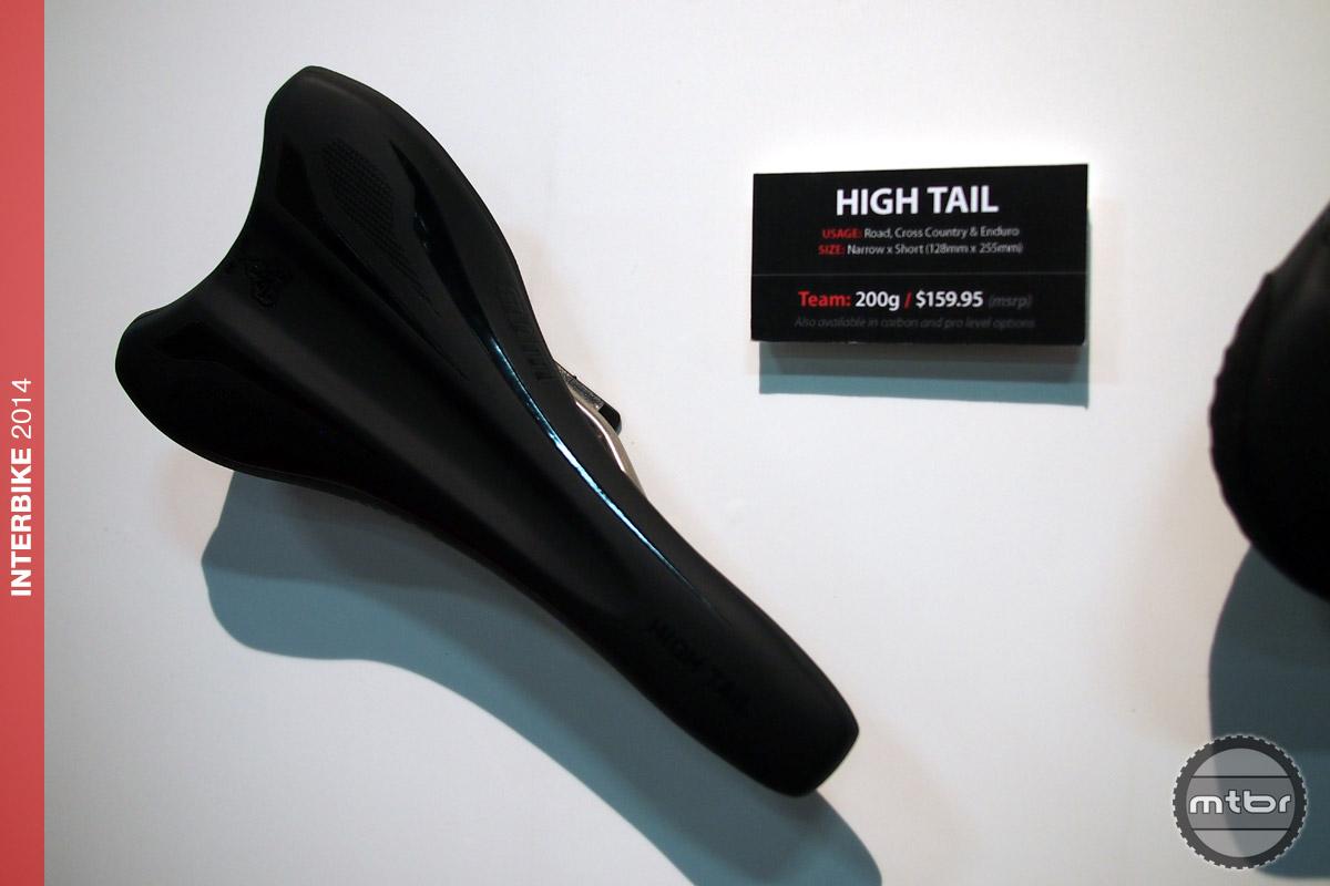 WTB High Tail saddle