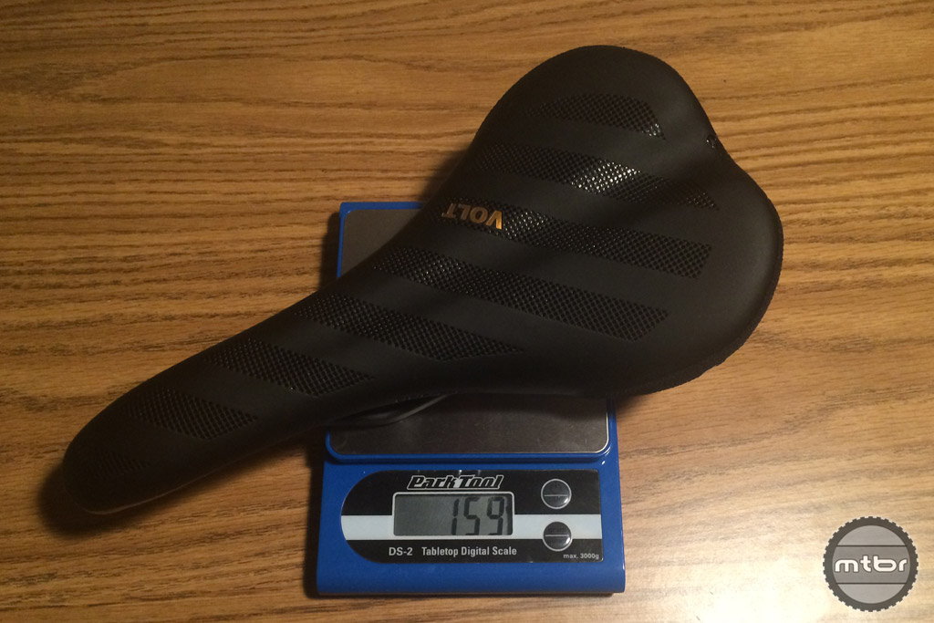 This saddle is light and will make both your bike and your wallet lighter too.