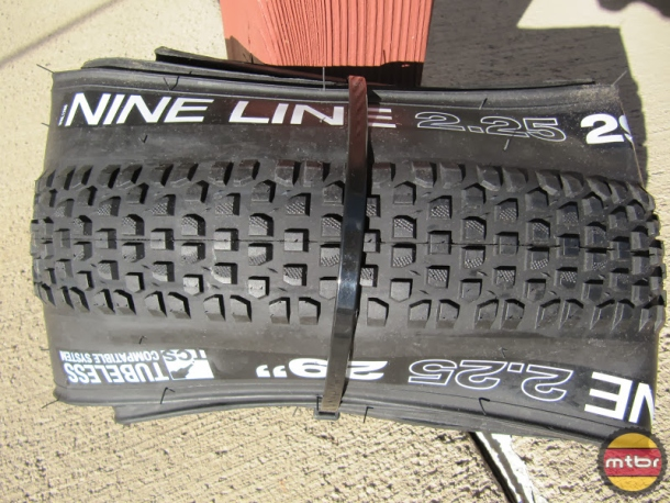 WTB Nine Line Tread