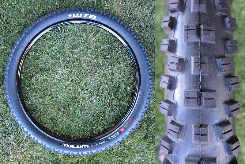 WTB Vigilante tire