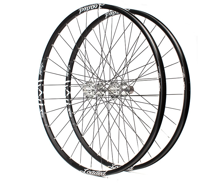 "Loaded X-Lite Ultra 29"" Wheelset"
