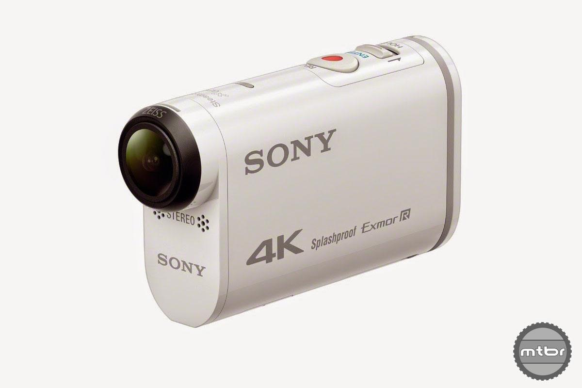 Sony 4K Action Cam FDR-X100V