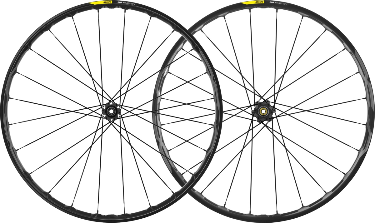 Mavic XA Elite Plus Wheels