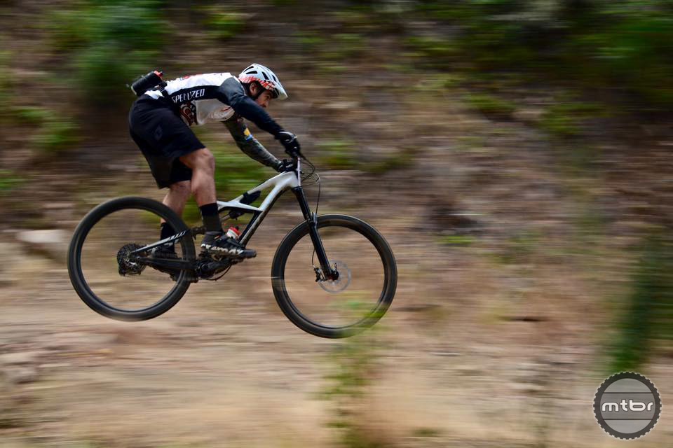 For road or XC mountain bike racing, the best option is a single use CO2 system. Photo courtesy of Art's Cyclery
