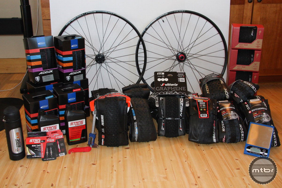 Mtbr Tire Buying Guide: XC Tires