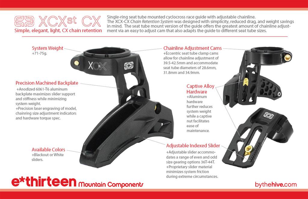 XCX CX Info