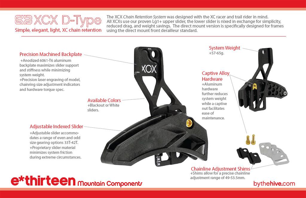 XCX D-Type Info