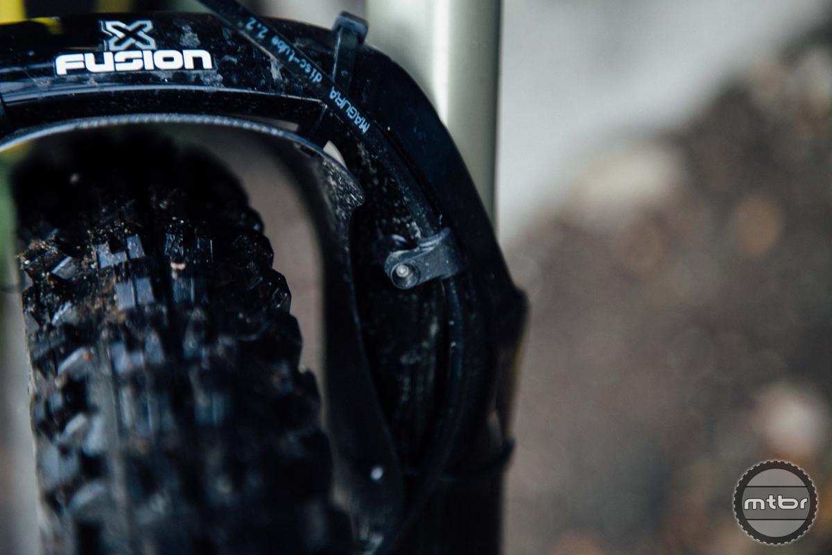 X-Fusion McQueen Boost Plus Fork