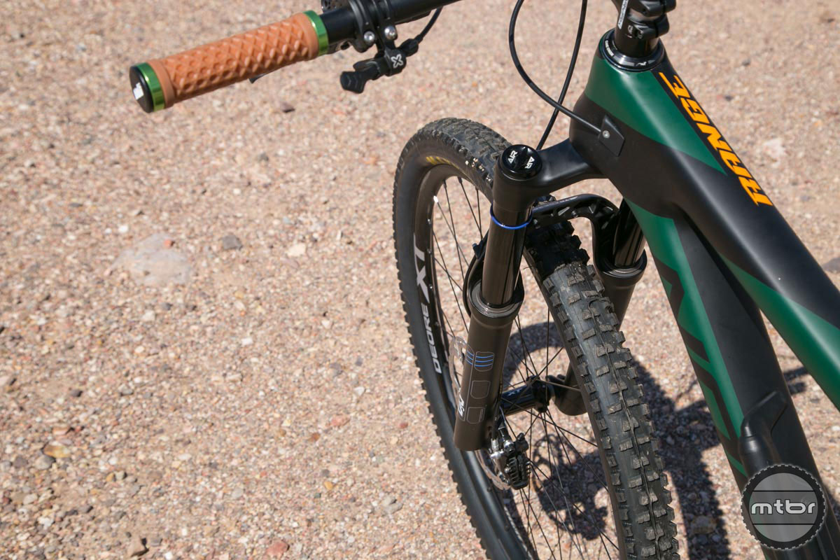 X-Fusion Trace 36 Long Travel 29er