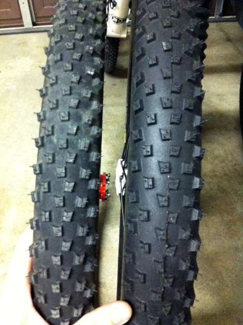 Compare Tire Sizes >> Continental X-King Racesport - Page 3- Mtbr.com