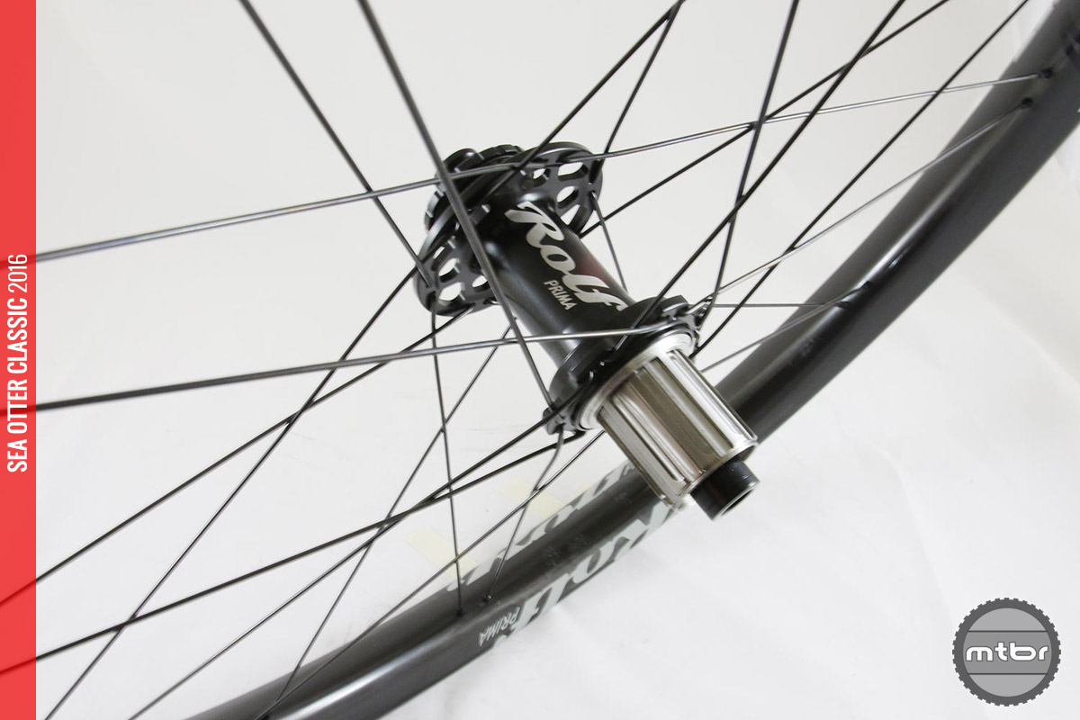 Both wheelsets feature 135/145mm and 148mm Boost compatible rear hub spacing.