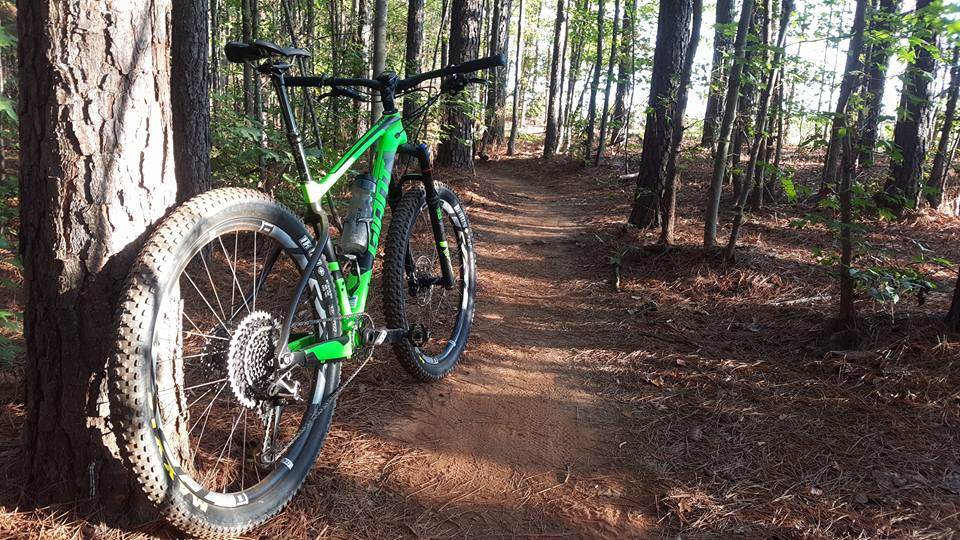 giant bicycles 2018