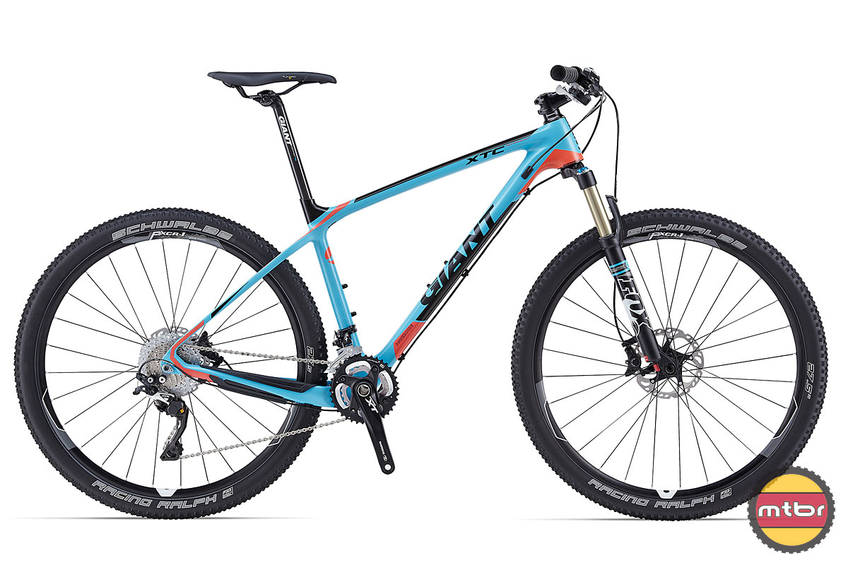 XtC Advanced 27.5 2 Blue