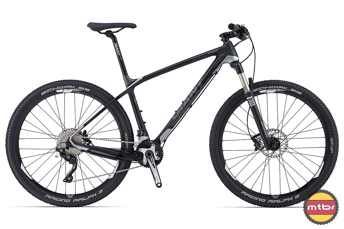 XtC Advanced 27.5 3 Black