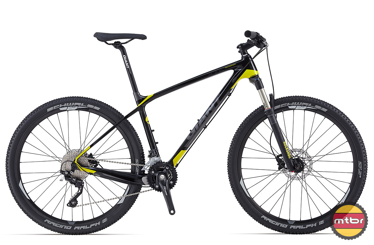 XtC Advanced 27.5 4 Black