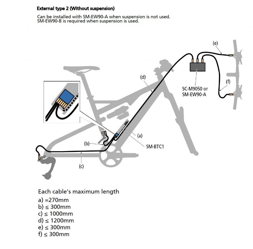 Shimano di wiring diagram images