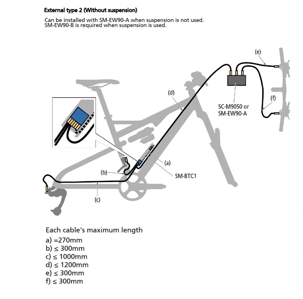 Shimano XTR Di2 1 x 11 setup-xtr-di2-external-battery-2x11.jpg
