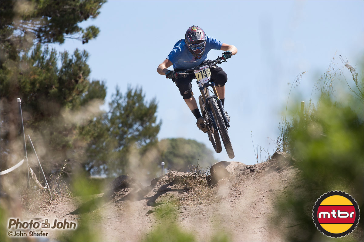 Nathaniel Lewis - 2013 Sea Otter Classic Pro Downhill