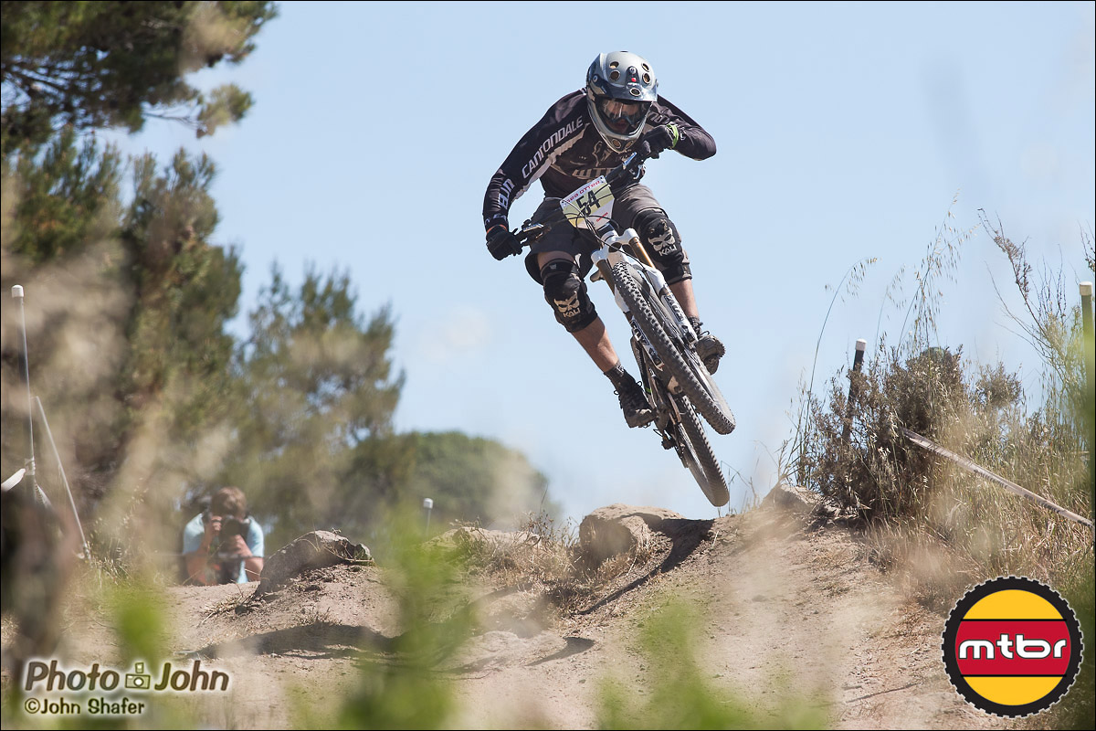Marco Osborne - 2013 Sea Otter Classic Pro Downhill