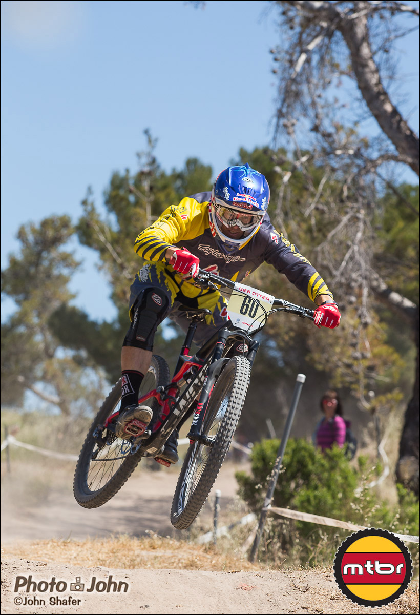 Curtis Keene - 2013 Sea Otter Classic Pro Downhill