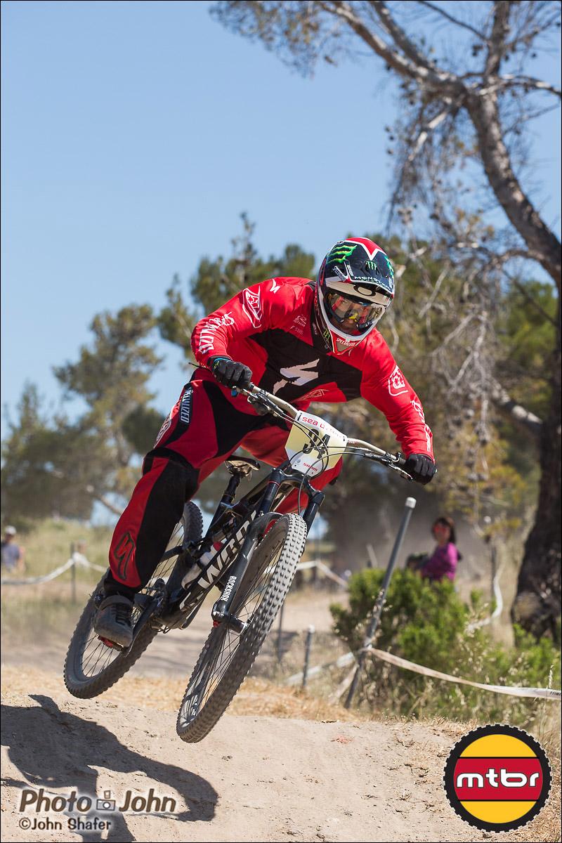 Mitch Ropelato - 2013 Sea Otter Classic Pro Downhill