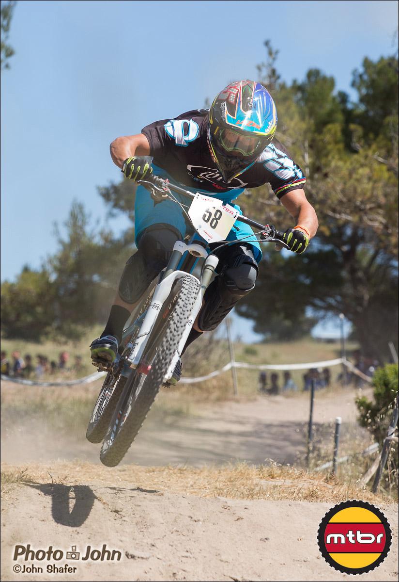 Brian Lopes - 2013 Sea Otter Classic Pro Downhill