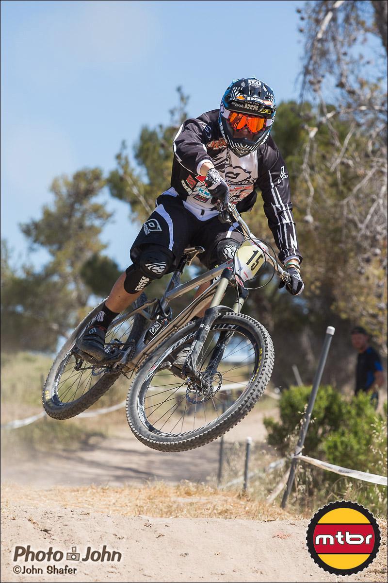 Logan Binggeli - 2013 Sea Otter Classic Pro Downhill