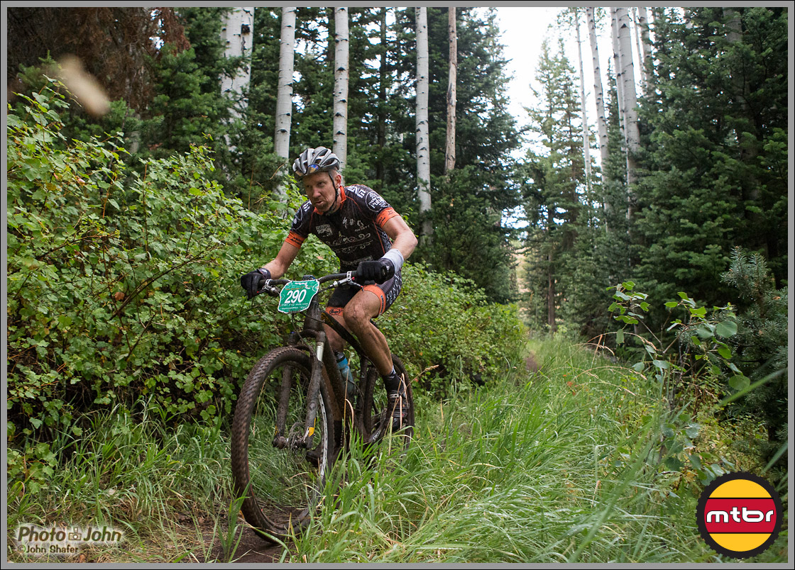 Greg Petersen In The DV Aspens - 2012 PCP2P