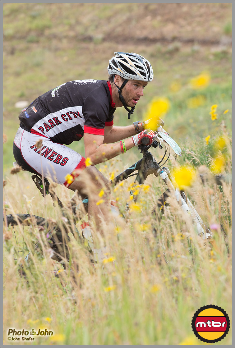 Evan Hyde - Park City High School MTB Club - 2012 PCP2P