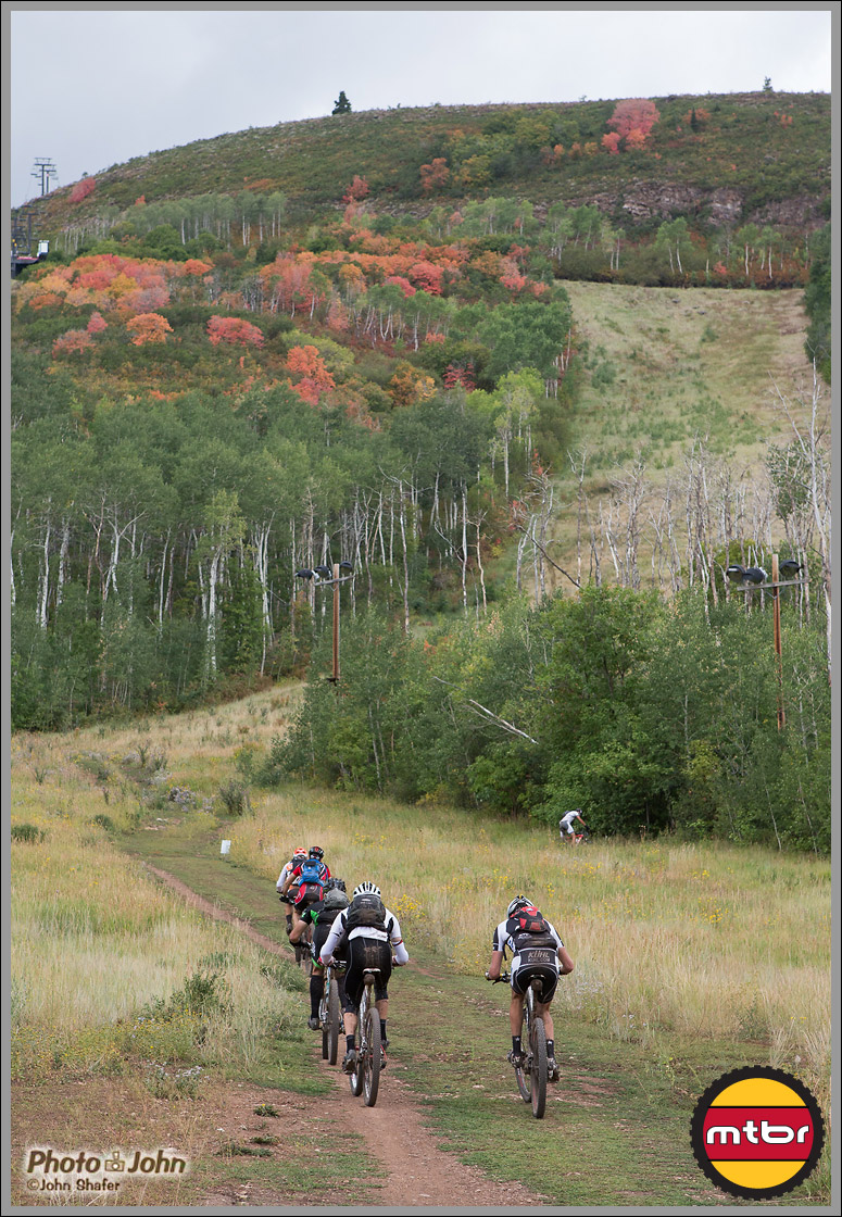 Back Up To Mid Mountain - Park City Point To Point