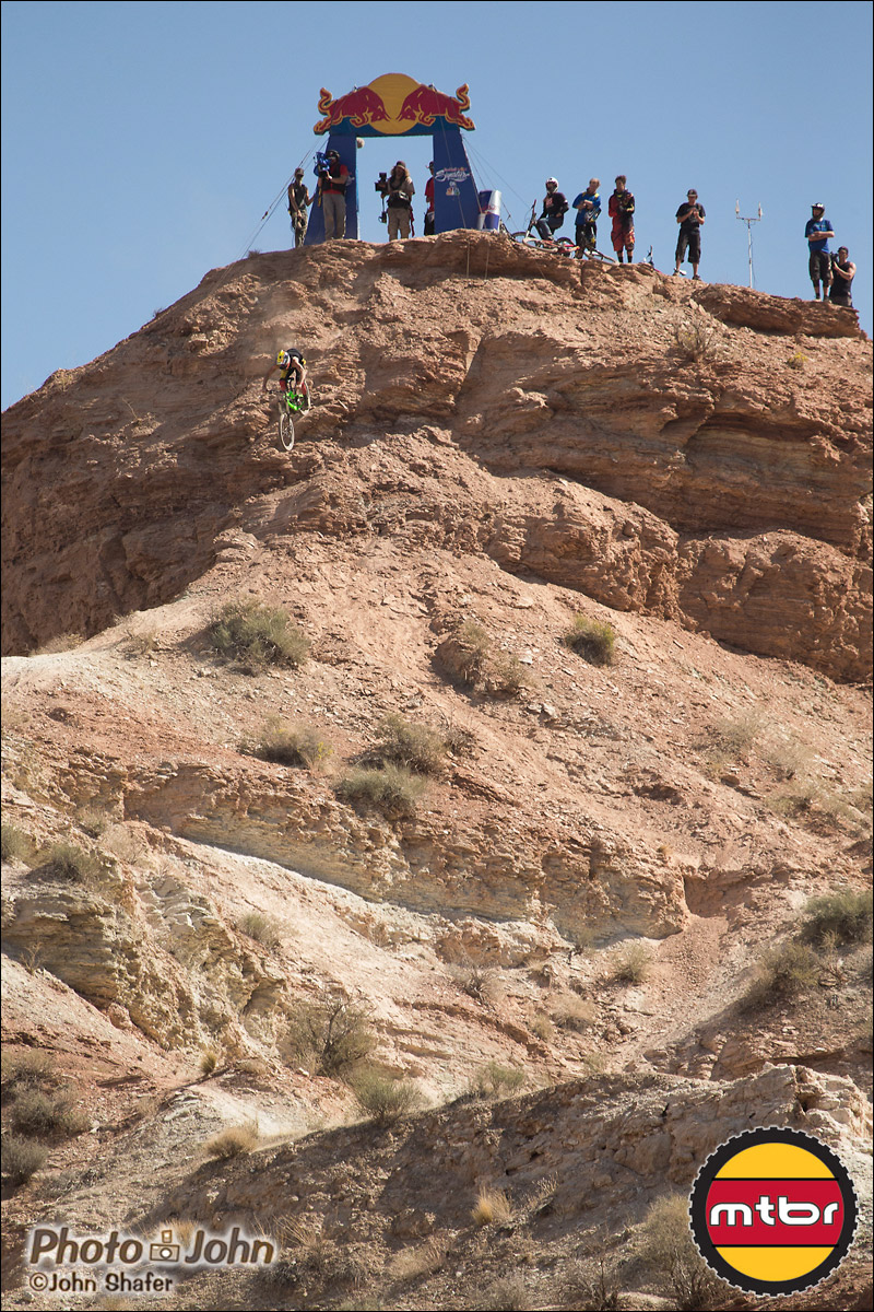 Start Two - 2012 Red Bull Rampage Qualifying