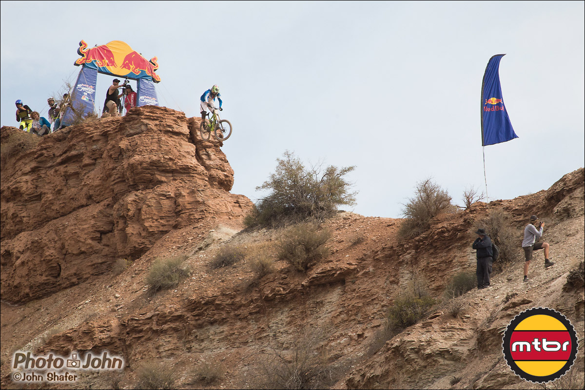 Start One - 2012 Red Bull Rampage Qualifying