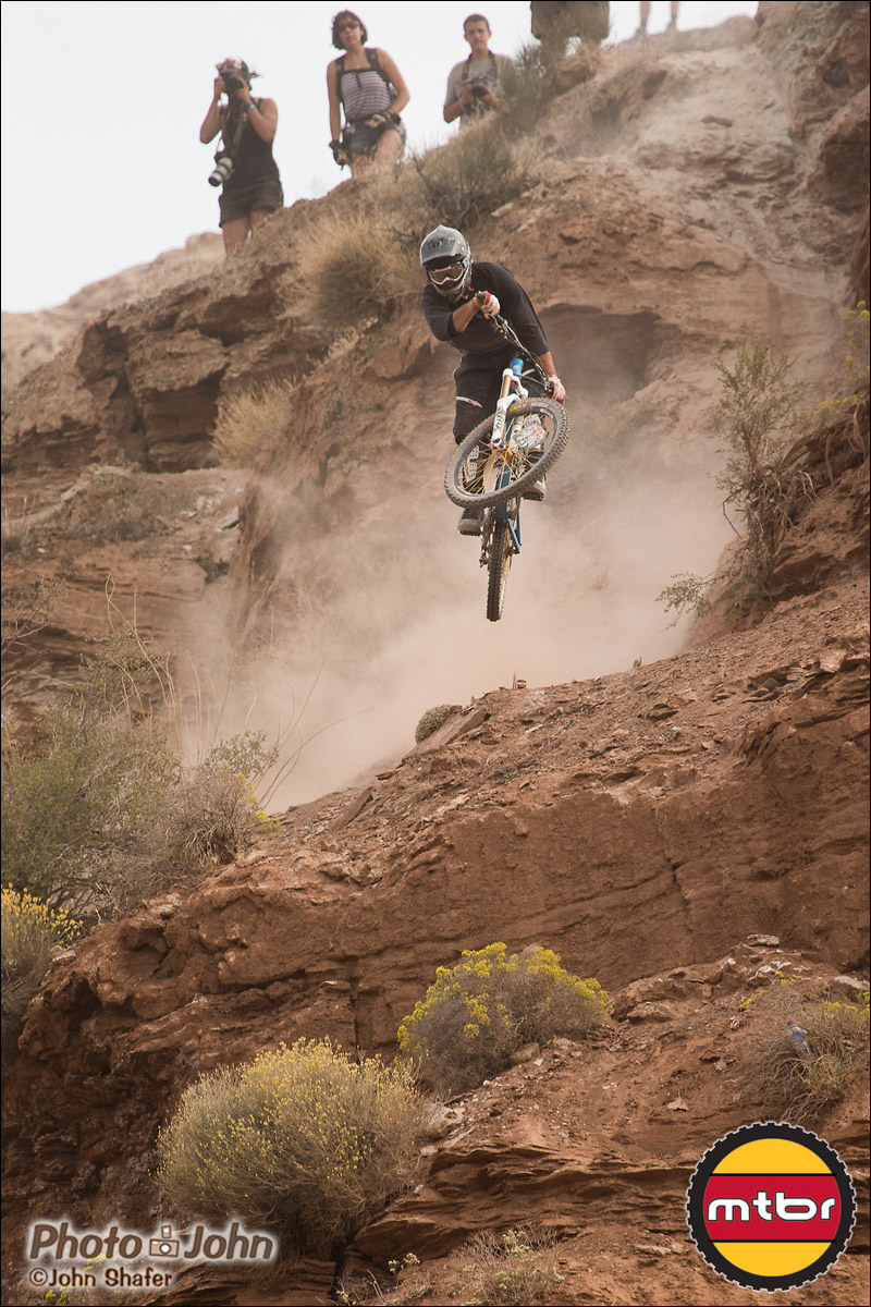 Casey Groves Sends It - 2012 Red Bull Rampage Qualifying