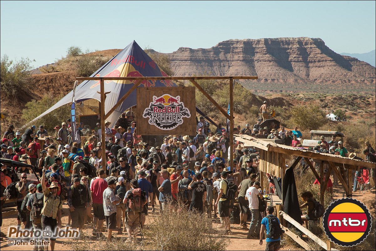 Red Bull Rampage 2012 Center