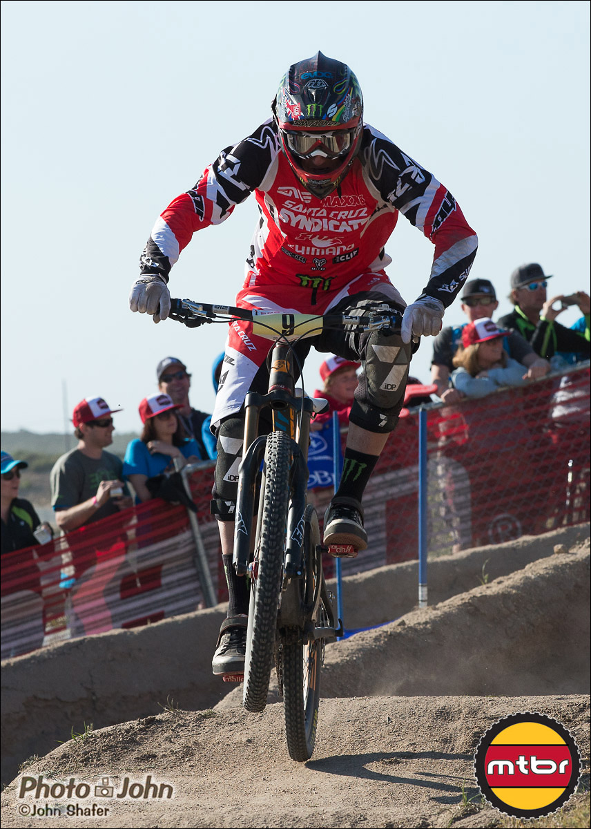 Peaty On The Power - 2013 Sea Otter Classic Dual Slalom Finals